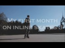 My first month on inline skates | Kremenchuk Ukraine