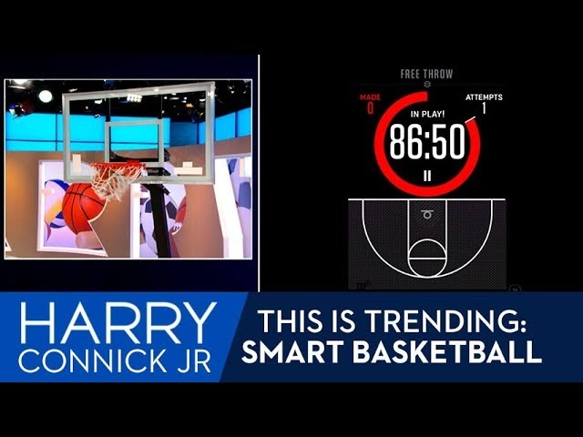 This Is Trending: Smart Basketball