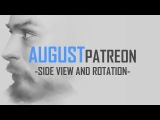 August 2017 Patreon! Side View and Rotation!