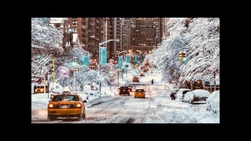 Нью-Йорк 2018: Манхэттен / NEW YORK CITY 2018: Manhattan finally DEFROSTED!