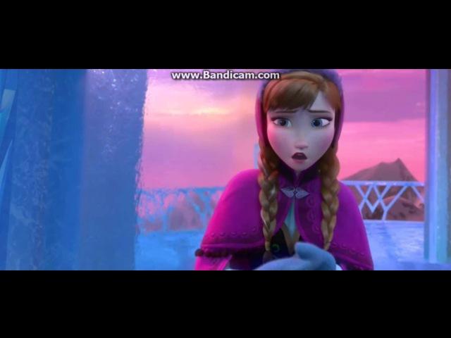 Холодное Сердце Песня Эльзы и Анны
