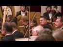 Концерт к 85 летию В И Федосеева в Санкт Петербургской филармонии