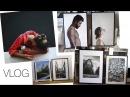 ART VLOG Как готовить работы к Выставкам и где их искать