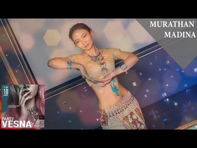 VESNA PARTY / TRIBAL PRO. / Madina Murathan / Never Give Up SIA