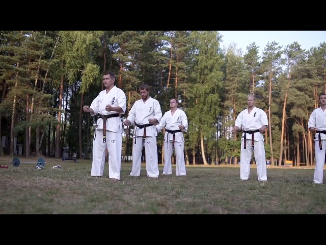 Karate kyokushinkai motivation l Карате Киокушинкай мотивация