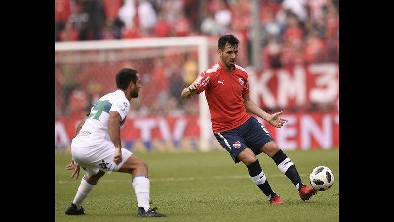 Fecha 26: Resumen de Independiente - Gimnasia