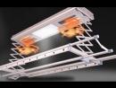 Видео инструкция Потолочный сушитель ALCONA