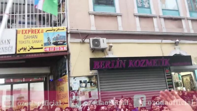 Ozoda 2018 - U Z B E G I M - OZODA TURKIYADA 2018 (Official Video).mp4