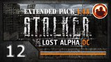 СТАЛКЕР Lost Alpha DC Extended pack 1.4a. Прохождение #12. Дорога на Янтарь.