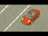 Rat race - a short film story by Steve Cutts
