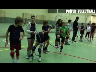 Best volleyball trainings for kids 2018 (hd)