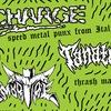 11.11: OVERCHARGE (metal punk, Италия) в СПб