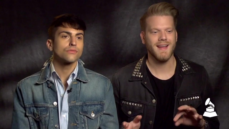 Duo Superfruit On Future Friends GRAMMY.com