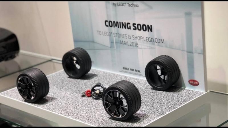 LEGO® Technic - Bugatti Chiron