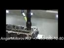 Ремонт Блока Цилиндров Двигателя Audi A4 3.0 TFSI Шлифовка Расточка Опрессовка Сварка Гильзовка