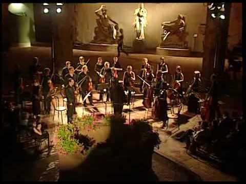 (4/8) 16 Luglio 2008 Orchestra da Camera Fiorentina | Cortile museo del Bargello