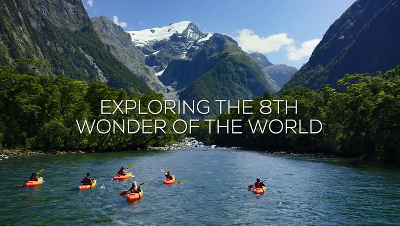 An awe-inspiring journey of discovery - Milford Sound, New Zealand with Southern Discoveries