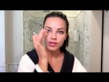Adriana Lima Gets Ready for a Night Out ¦ Beauty Secrets ¦ Vogue