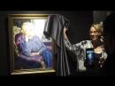 """Открытие галереи современного искусства M GALLERY. Вернисаж выставки С.Жукова """"Живописные лики настоящего"""""""