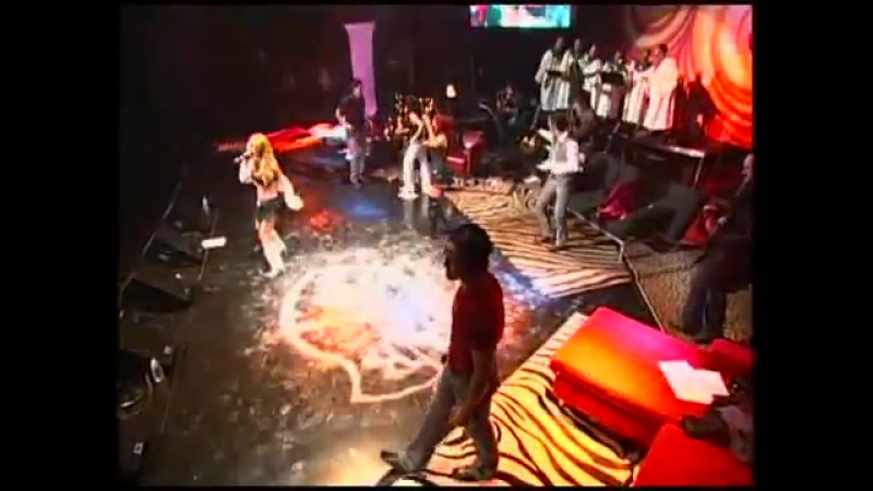 RBD - Fuera - 9 Live In Hollywood