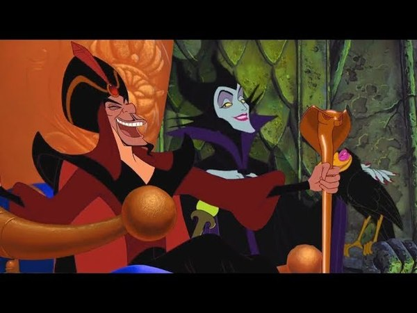 Disney Crossover {Maleficent Jafar} Tainted Love