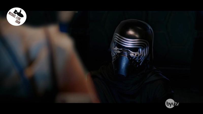 Кайло Рен Снимает Маску (Звёздные Войны Пришибленный Силой - Кайло Рен Против Рей) - Озвучил MichaelKing