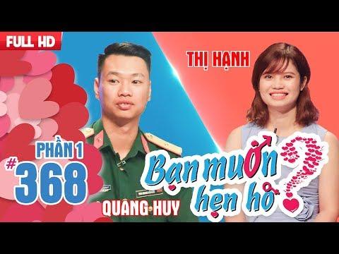 Cô gái quyết định VƯỢT RÀO hẹn hò chàng cán bộ vũ khí phòng không   Quang Huy - Thị Hạnh   BMHH 368