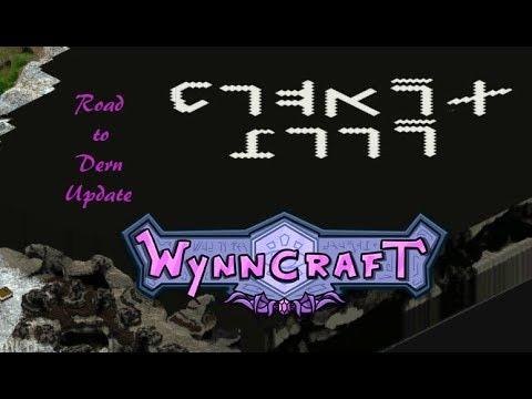 Wynncraft Road to Dern update information