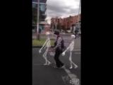 Танцующие скилеты