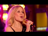 Кайли Миноуг Kylie Minogue - Stop Me from Falling 09 04 2018 live One Show. Album_ Golden. Лондон, Великобритания.
