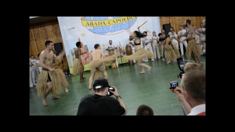 макулеле capoeira