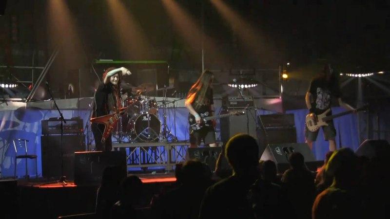 Internal Damage - Live in Zverovision 02.04.2011