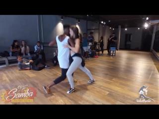 Baila Mundo - Adalberto Shock e Mariana Torres (Oficina do Samba Verão 2018)
