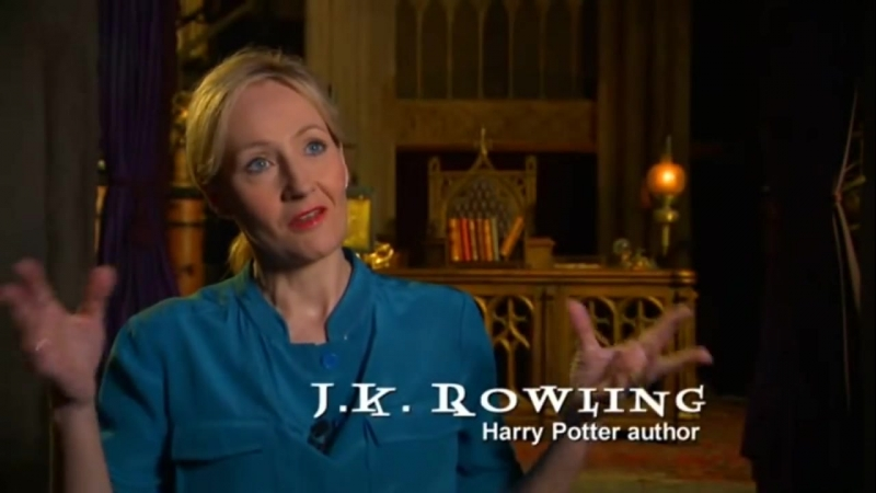 Opening overview of Wizarding World of Harry Potter with J.K. Rowling, Daniel Radcliffe more (2010)