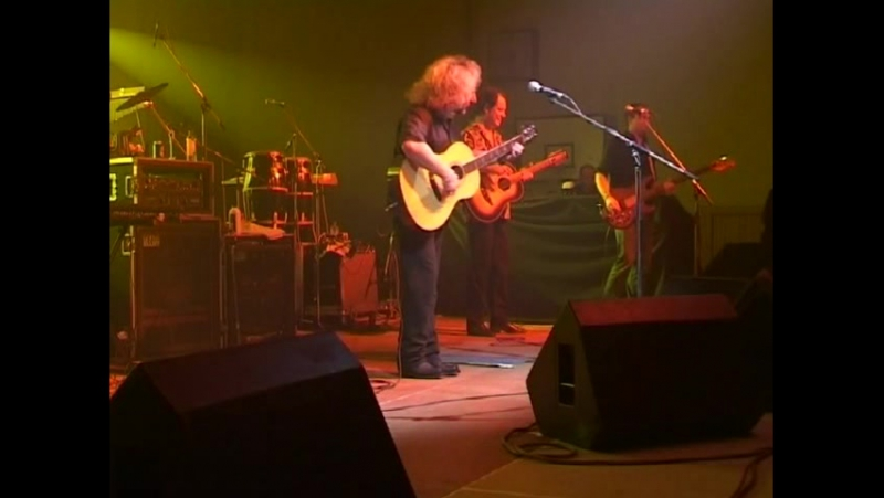 Barclay James Harvest On the Road featuring Les Holroyd 2002