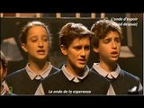 Les Choristes - Vois Sur Le Chemin Traducci