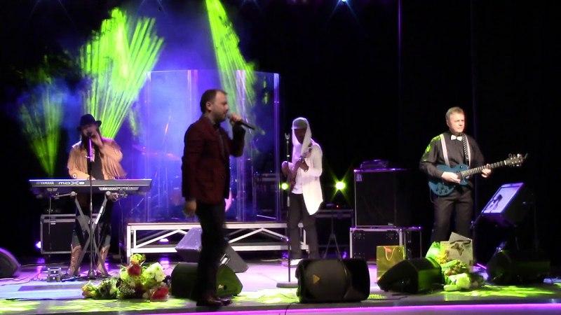 Концерт Ярослава Сумишевского в г. Руза, март, 2018 год.