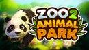 Обновление Zoo 2 Animal Park Геймплей Трейлер