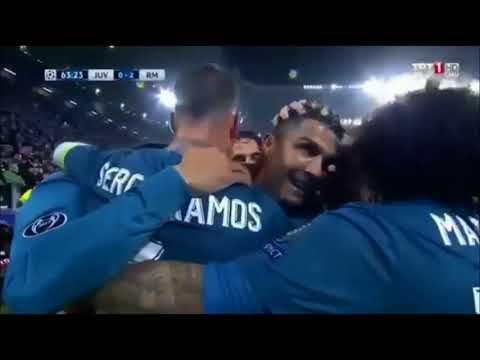 Cristiano Ronaldo yine mükemmel Juventus vs Real Madrid tüm golları