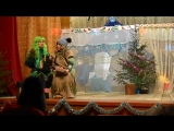 Баба Яга, Кикимора и валенок(Новогодний концерт