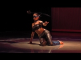Irina Akulenko - Justice from Tarot - Fantasy Belly Dance DVD - WorldDanceNewYor