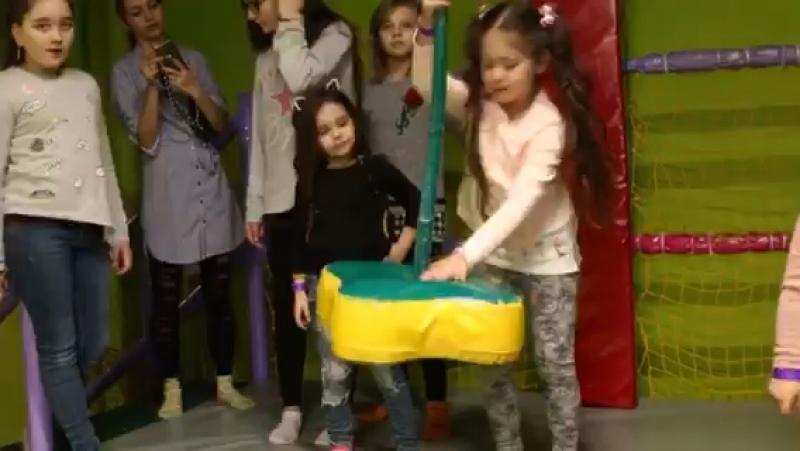 День рожденья Эмилии 7 лет