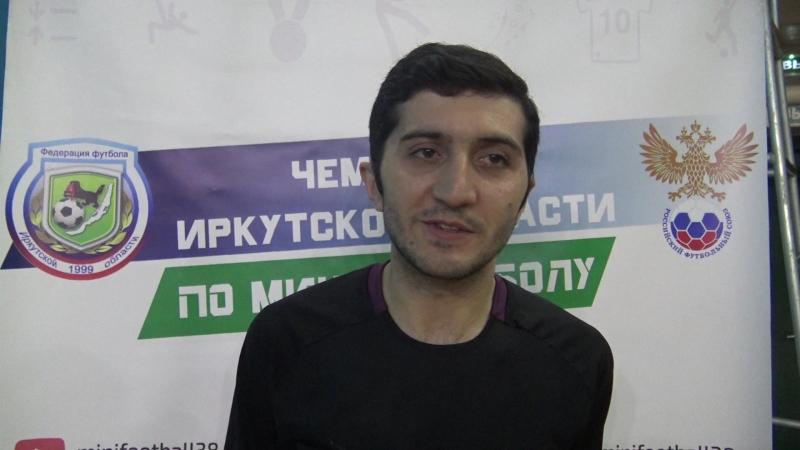Интервью Вусал Мурсалов