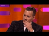 Graham Norton Show - Johnny Depp is talking about Judi Dench, Willy Wonka and Edward Scissorhands The Graham Norton Show