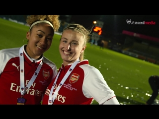 Cup Winners! ¦ Access All Areas ¦ Arsenal Women