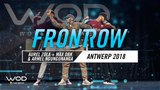 AURELZOLA + MAX BDK &amp ARMEL NGUNGUNANGA FrontRow World of Dance Antwerp Qualifier 2018