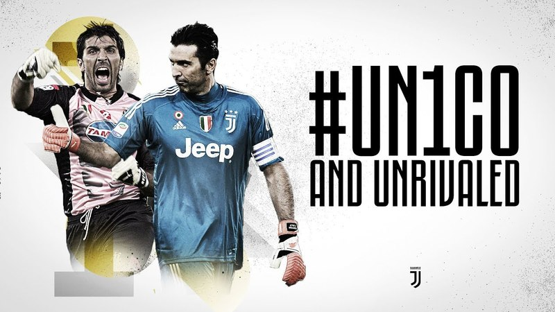 UN1CO and UNRIVALED: Gianluigi Buffon's Juventus career in numbers