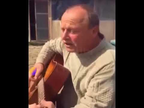 Дед спел песню про путина и сыграл на гитаре » Freewka.com - Смотреть онлайн в хорощем качестве