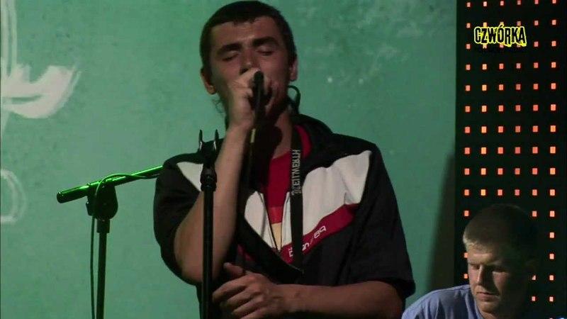 Star Guard Muffin - Ziemia obiecana (koncert live w Czwórce)