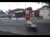 Мотогонки Турист Трофи. Перекрытие дороги